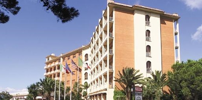 L'Hotel 501 a Vibo