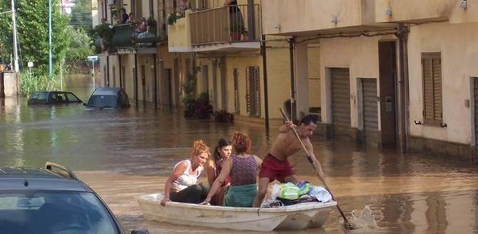 L'alluvione che colpì Vibo Valentia nel luglio 2006