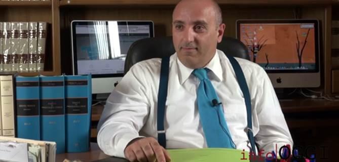 L'avvocato Luigi Ciambrone