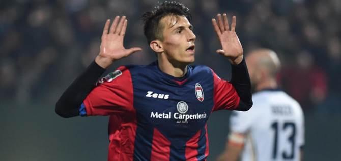 Il calciatore Budimir