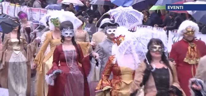 Castrovillari, la sfilata di domenica