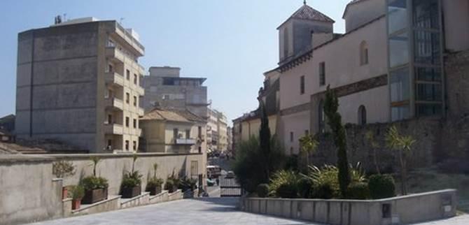 Catanzaro, complesso San Giovanni