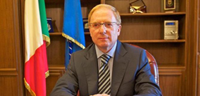 Il Prefetto di Cosenza Gianfranco Tomao