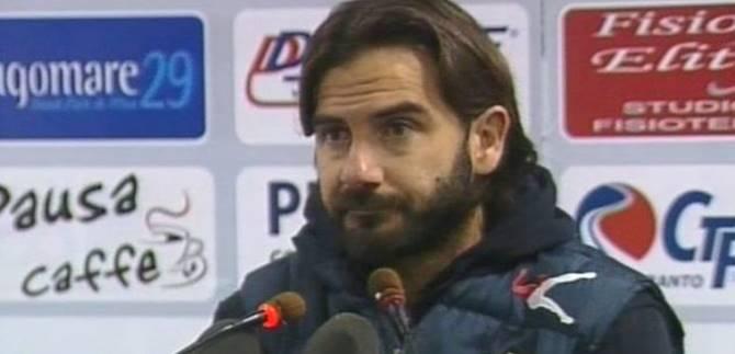 Cosenza, il tecnico De Angelis