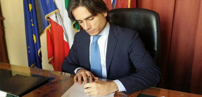 Reggio Calabria, il sindaco Falcomatà