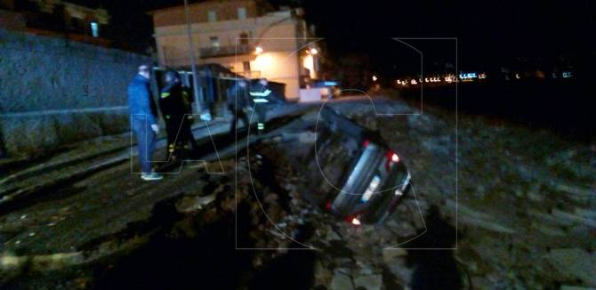 Vibo Marina, incidente