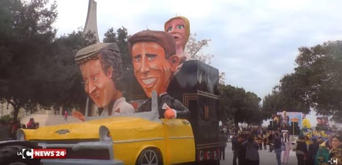 Carnevale a Nocera Terinese