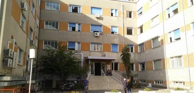 L'ospedale di Polistena