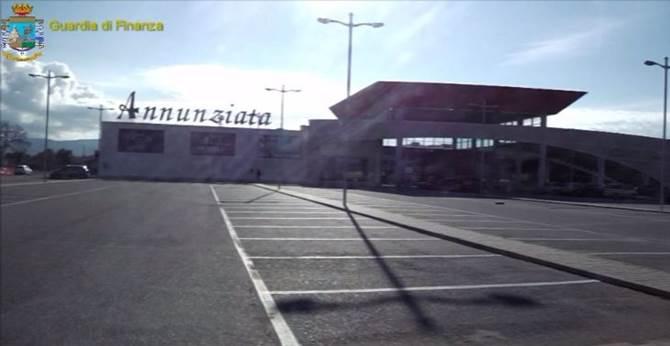 Il parco commerciale