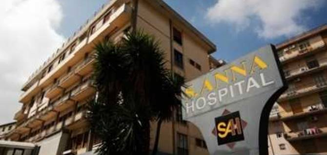 Catanzaro, Sant'Anna Hospital