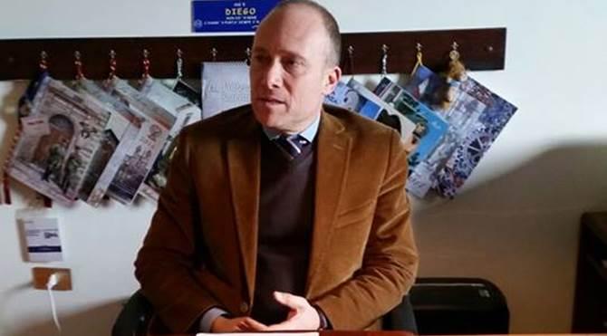 Diego Trotta, nuovo dirigente del Commissariato di Polizia di Gioia Tauro