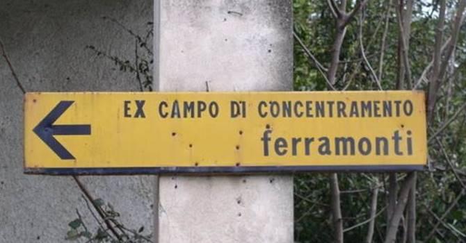 Ex campo di concentramento a Tarsia