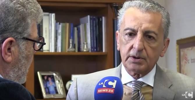 Catanzaro, il presidente Consorzio di bonifica Grazioso Manno