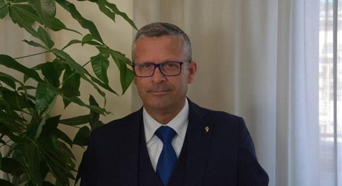 Il nuovo Questore di Cosenza Giancarlo Conticchio