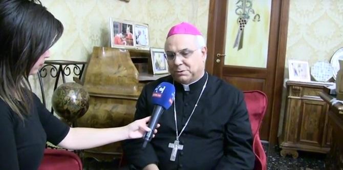 Bertolone, presidente Conferenza episcopale calabra