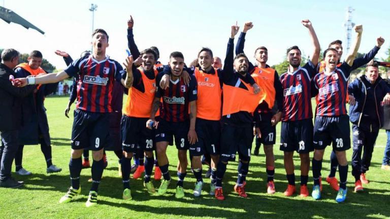 Lega Pro: salvi Carrarese e Catanzaro