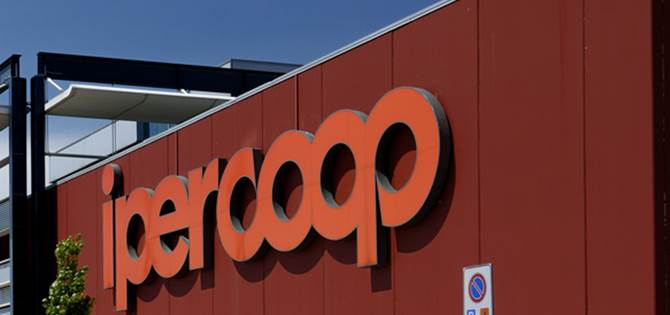 Ipercoop (immagine di repertorio)