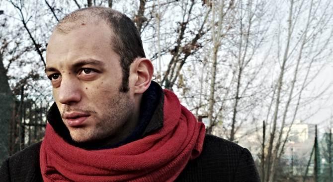 Giovanni Tizian, giornalista de L'Espresso