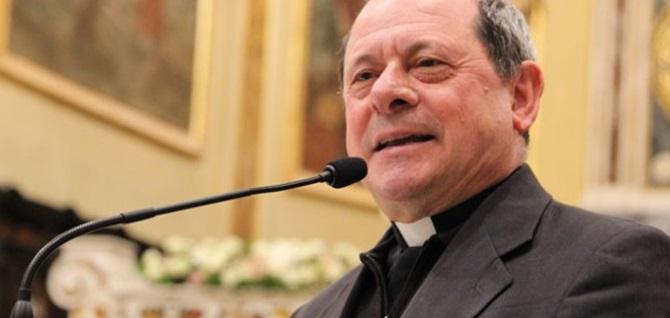 Mons. Oliva, vescovo di Locri