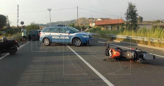 Incidente a Catanzaro