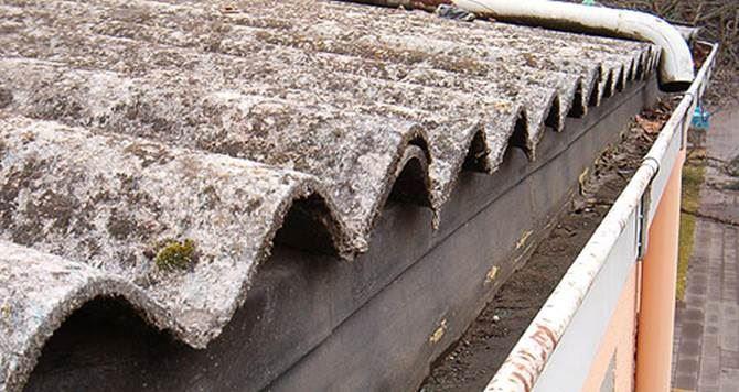 Copertura abitazioni amianto