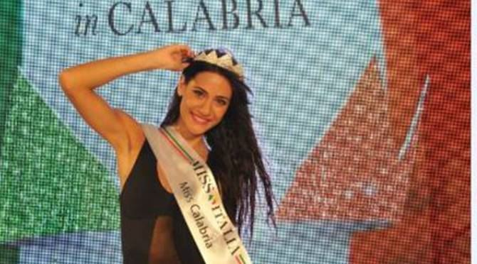 Miss Calabria, Maria Francesca Guido