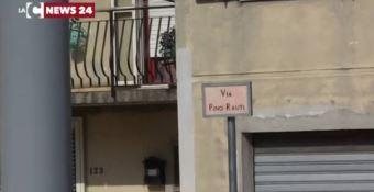 Cardinale, via Rauti