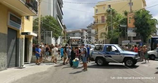 Protesta a Reggio Calabria