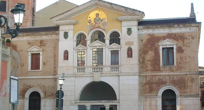 La Biblioteca Civica di Cosenza