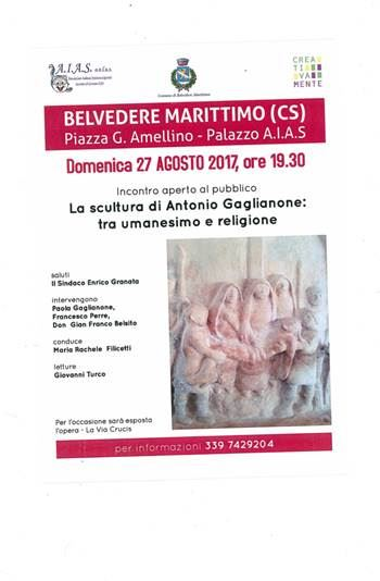Iniziativa a Belvedere Marittimo