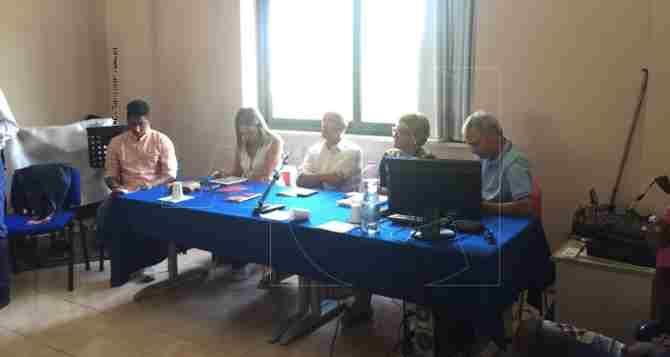 La conferenza a Corigliano
