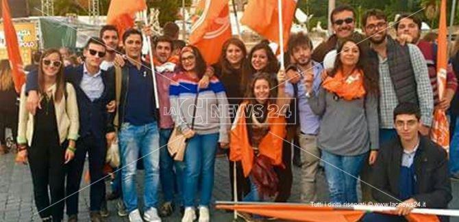 I Giovani Democratici della Federazione provinciale di Catanzaro