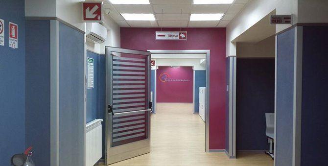 Il centro iperbarico di Palmi