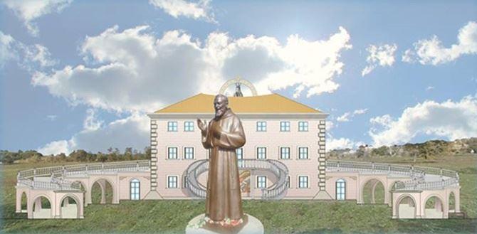 Il progetto della Cittadella di Padre Pio