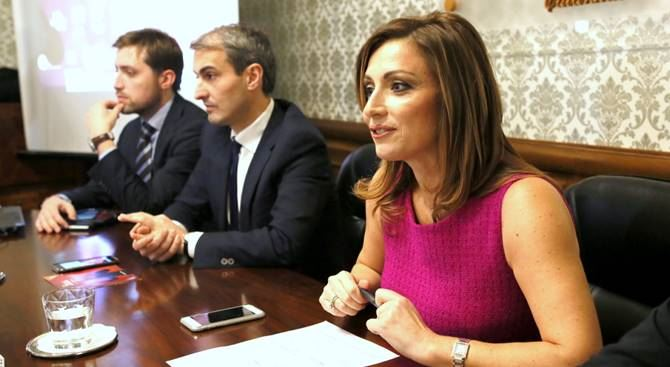 Conferenza stampa a Catanzaro