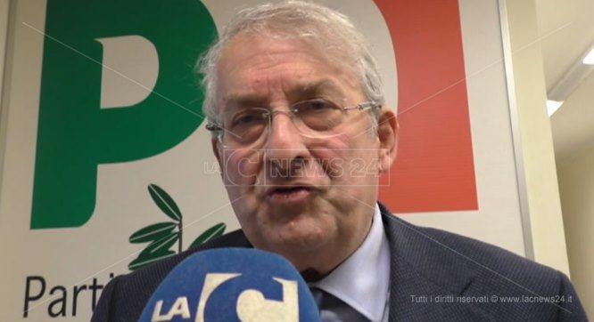 Pd, Ernesto Magorno