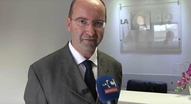 L'angiologo Elia Diaco