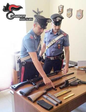 Armi, Reggio Calabria