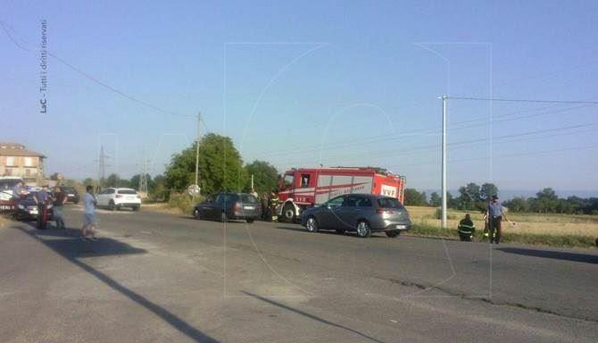 Incidente nel Vibonese