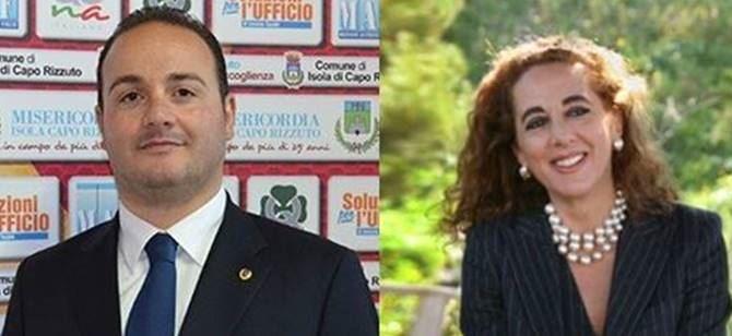 Leonardo Sacco e Wanda Ferro