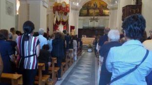 I funerali a Lamezia di Marcello Le Piane