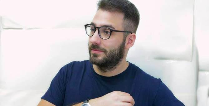 Il regista e scrittore Giovanni B. Algieri