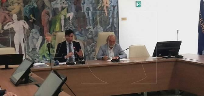 Conferenza stampa Bova