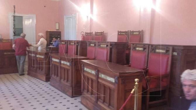 Consiglio comunale a Palmi