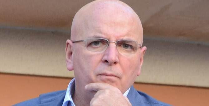 Il presidente della Regione Calabria, Mario Oliverio