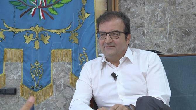 Cosenza, il sindaco Occhiuto