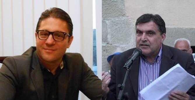 Basilio Ferrari e Roberto Perrotta