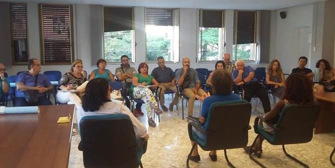 La riunione organizzativa a Soverato