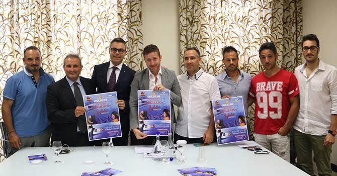 Presentazione Trofeo Guglielmo Papaleo
