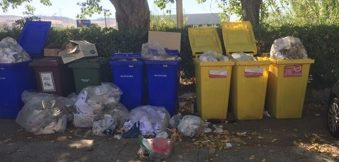 Controlli per ridurre il fenomeno dell'errato conferimento dei rifiuti